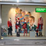 ESCAPARATE BENETTON